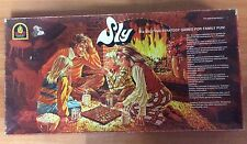 Vintage 1975 Board Game - Sly six exciting strategy games - 100% Complete