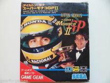 Jeux vidéo japonais pour Sega Game Gear SEGA