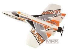 Multiplex / Hitec RC Baukasten / Kit + FunJet ULTRA m. Antriebsatz, LiPo und Ser