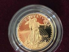 2021 US Mint GOLD PROOF EAGLE 1/10oz One-tenth Oz $5 actual item shown