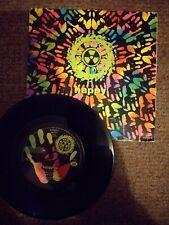 """Neds Atomic Dustbin Happy 7"""" Vinyl Record"""