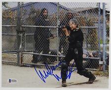 Melissa McBride Carol Walking Dead Autograph Signed Photo Beckett 8 x 10