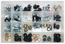 (205) Oil Drain Plugs & Gaskets Master Technician Assortment Kit