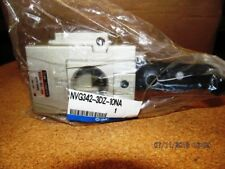 SMC Solenoid Valve # NVG342 3DZ 10NA**NEW UNUSED**
