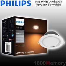 Philips Hue White Ambiance Aphelion 59001 LED Round Downlight 600 Lumen Le