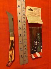 Bear & Son Cutlery Hawkbill Knife USA