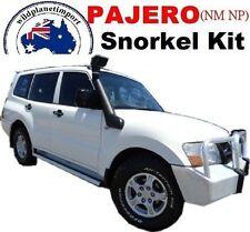 PREMIUM Snorkel Kit Mitsubishi Pajero NM NP 2000-2006 Diesel/Petrol PAJERO mould