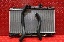 Hyundai Accent Radiator LC LS 1.6L G4ED 6/2000 - 4/2006 W/ Hoses & Cap!