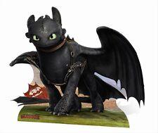 Desdentado Cómo Entrenar A Tu Dragón 2 enorme Cartón recorte Pie Standup!