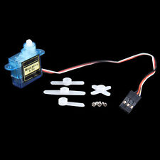 MiNi Micro 4.3g Servo For Control Aeromodelling Aircraft Flight Direction UK
