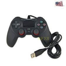 New Wired Shock Function Gamepad Controller Joypad For PS4 Sony PlayStation 4 PC