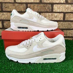 ✅ Nike Air Max 90 SE (DB0636-100) 'First Use Cream/Tan/Sail' Suede Sneakers ✅