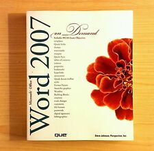Microsoft Office Word 2007 On Demand by Steve Johnson Paperback