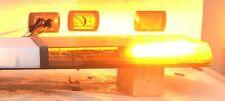 BARRA LAMPEGGIANTE LED CM 180 AMBRA X CARRO ATTREZZI, SOCCORSO STRADALE, ECC...