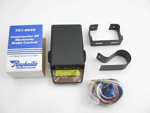 Raybestos 761-9020 Tekonsha Commander XP Trailer Brake Control Module