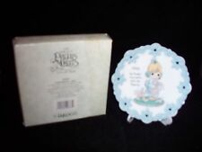 Enesco Precious Moments Collector Plate 1995