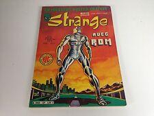 COMICS  EO REVUE STRANGE N° 134 1981