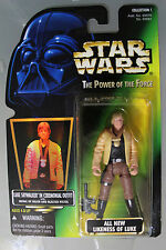 Kenner 1996 Star Wars The Power Of The Source LUKE SKYWALKER CEREMONIAL OUTFIT