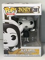 Pop! Games: Bendy and the Ink Machine - Alice the Angel #281