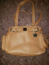 Dooney bourke handbags leather tan