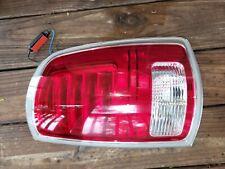 Passenger Side LED Tail Light, with Chrome Interior, Premium Type