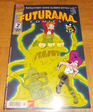 Dino-Comics Futurama Comics Ausgabe 2