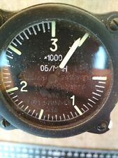 Original USSR Tachometer Helicopter Airforce Aircraft Aviation