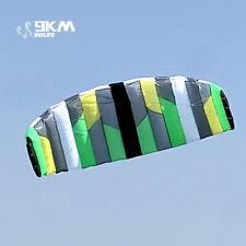 Trainer Power Kite Kitesurfing 3m² 4 Line Kiteboarding Land Kiting Outdoor Sport