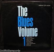 THE BLUES VOLUME 1-Rare Original Issue Blues Compilation Album-ARGO #LP 4026