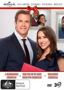 Hallmark Christmas Collection 14  (DVD) UK Compatible - sealed preorder