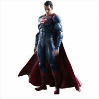 Square Enix Play Arts Kai Batman vs Superman Dawn of Justice Superman Figure Bat