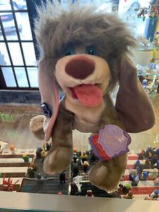 NEW APPLAUSE ANASTASIA DISNEY PUPPY DOG 1997 POOKA Hug Me BARK SOUND PLUSH