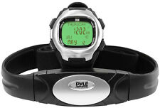 PYLE PHRM22 Marathon Heart Rate Watch with USB and 3D walking & Running Sensor