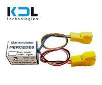 Seat Occupancy Sensor Bypass Mat Emulator For Mercedes E W212 C207 A207 3 wired