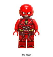 Lego DC Super Heroes Minifigure compatibile Flash Justice League Movie New