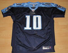 AUTHENTIC TENNESSEE TITANS VINCE YOUNG #10 JERSEY MENS SIZE 52