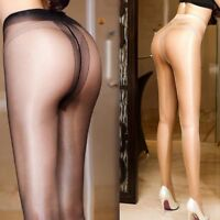 Womens Sexy Glitter Shimmer Pantyhose Shiny Sheer Glossy Tights Stockings