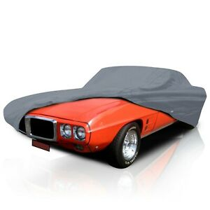 4 Layer Waterproof Semi Custom Fit Full Car Cover for AMC Gremlin 1970-1975