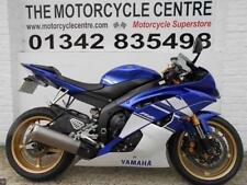 525 to 674 cc Capacity (cc) Yamaha Super Sports