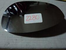 2280 - SPECCHIETTO VETRO SPECCHIO RETROVISORE ESTERNO 17045900 PUNTO FIAT