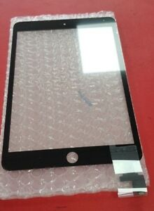 iPad Mini 3 A1599 A1600 A1601 Black Touch Screen Digitizer Glass Replacement