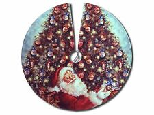 9-33053 Lionel Santa's Finishing Touch Tree Skirt