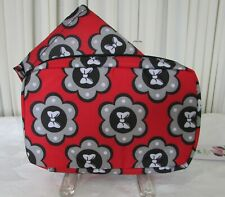 Disney Baby Minnie Mouse Diaper Shuttle Bag Changing Pad Pouch Organizer Nwt