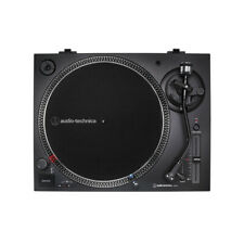 AUDIO-TECHNICA AT-LP120XUSB-BK - DIRECT-DRIVE TURNTABLE in BLACK / Auth. Dealer