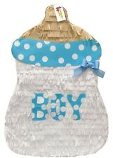 Boy Baby Bottle Pinata, It's a Boy! Boy Baby Shower Baby Boy Party