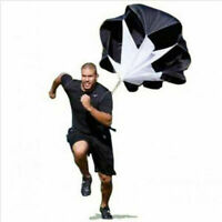 "INTBUYING 56"" Sports Speed Training Resistance Parachute Running Chute Track"