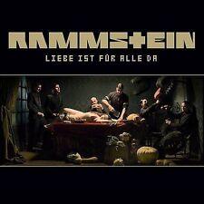 Liebe Ist Für Alle Da (standard version), Rammstein, NEW