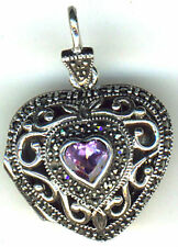 Fine Locket Necklaces and Pendants