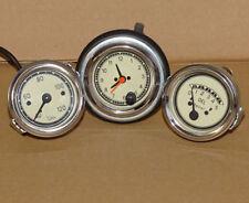 Angebot: Zeituhr + Öldruckmanometer + Fernthermometer für Traktor Oldtimer