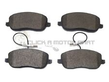 FIAT ULYSSE 2.0 2.2 JTD 2002-2006 FRONT BRAKE PADS SET OF 4